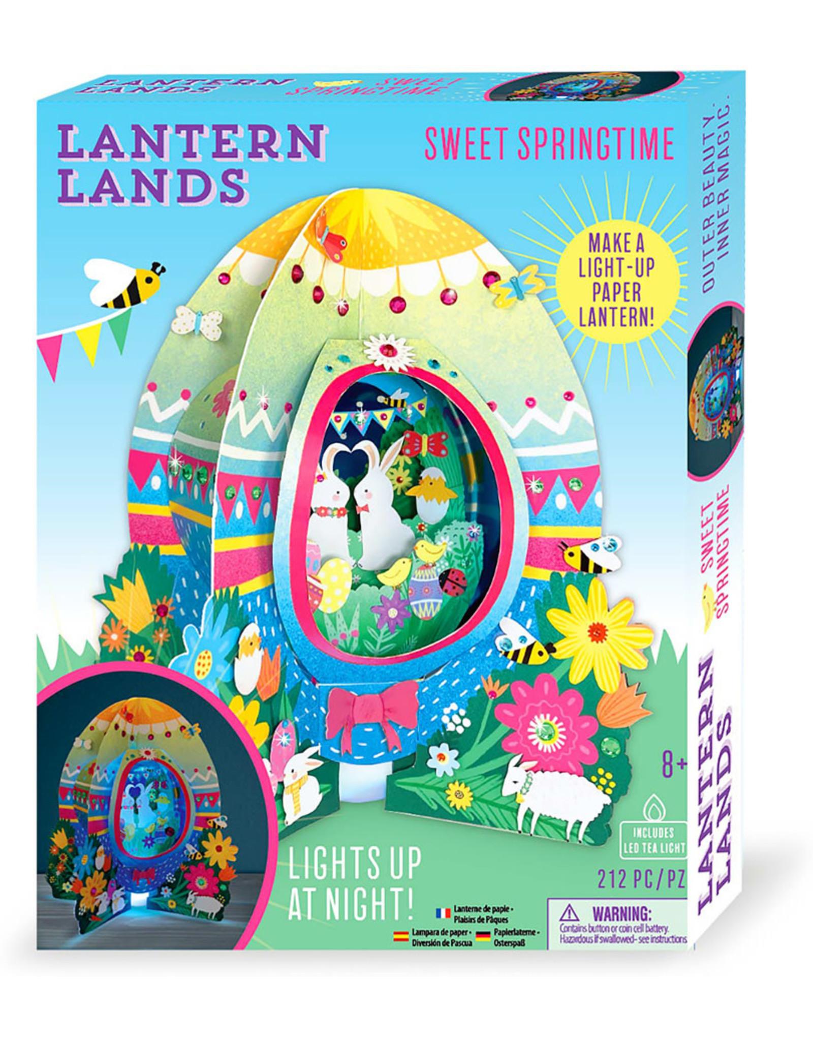 Lantern Lands Sweet Springtime