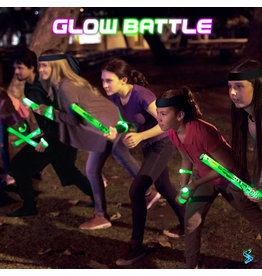Starlux Games Glow Battle Ninja Edition