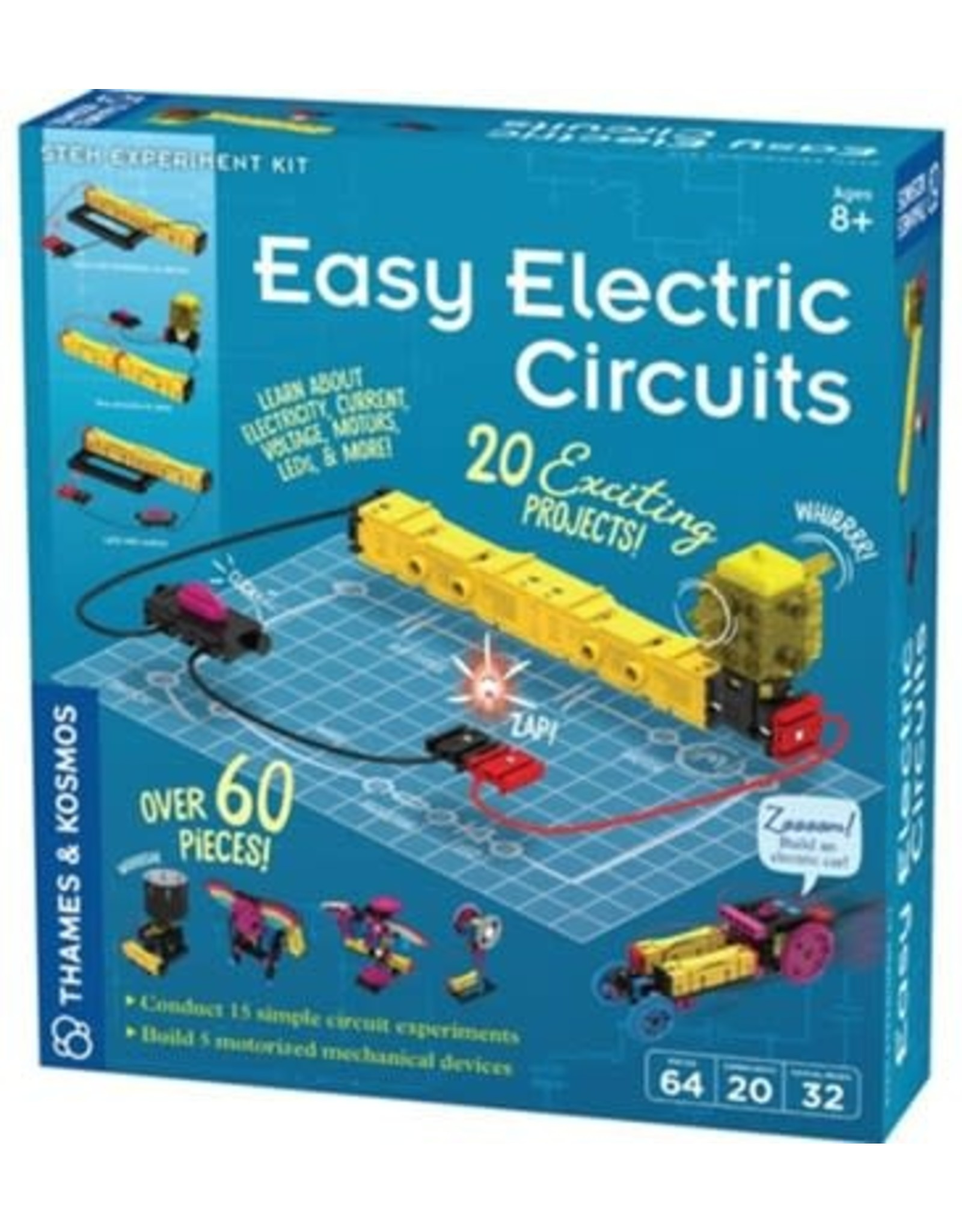 thames and comso Easy Electric Circuits