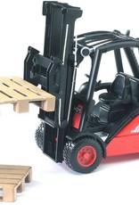 Linde H30D fork lift with pallet
