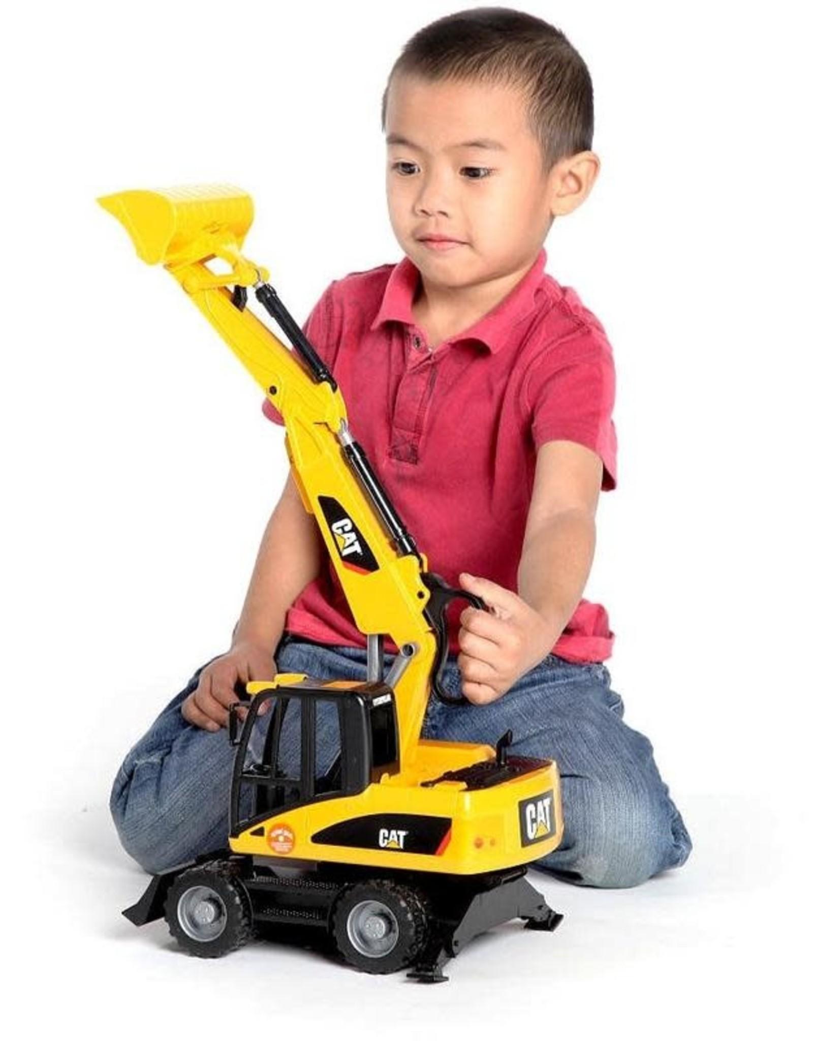 Caterpillar Small Wheel Excavator