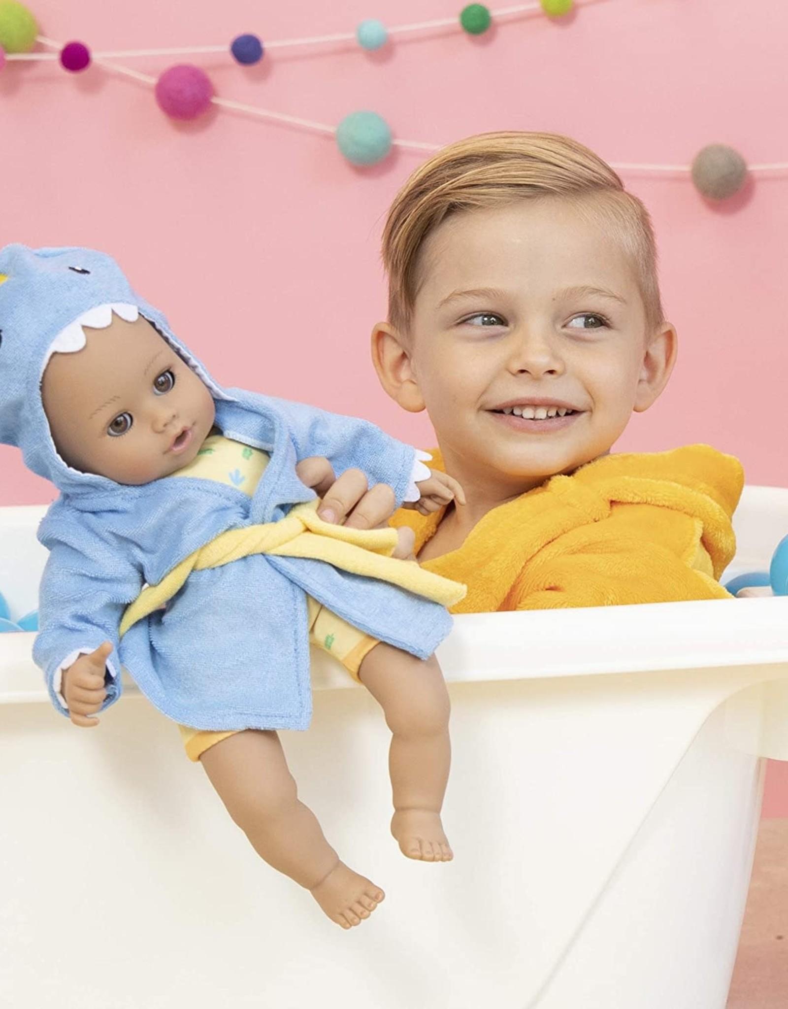 Bath Time Baby Dino
