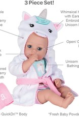 Bath Time Baby Unicorn
