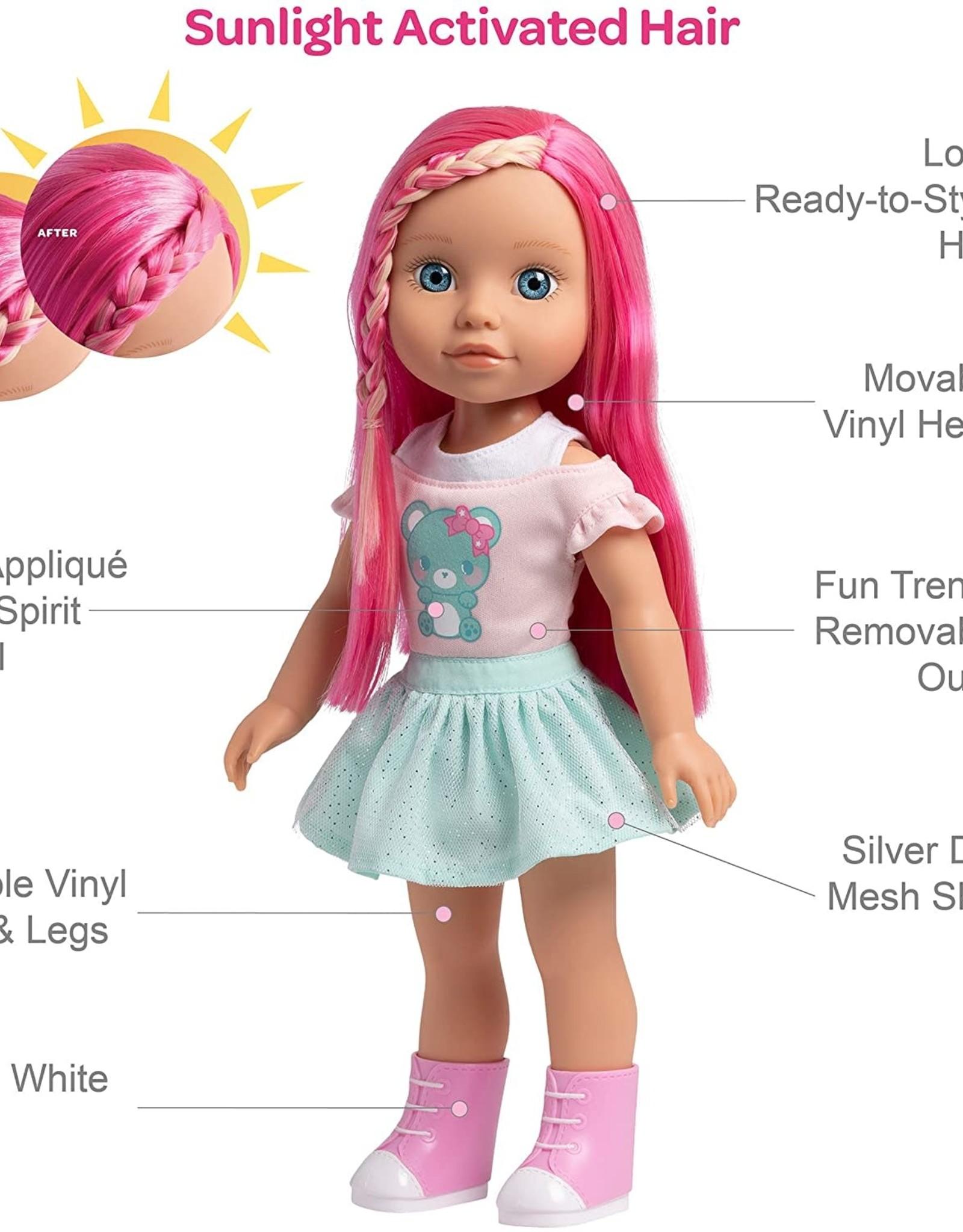 Be Bright Doll Honey