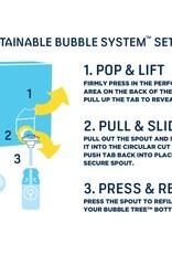 Original Refillable Bubble System