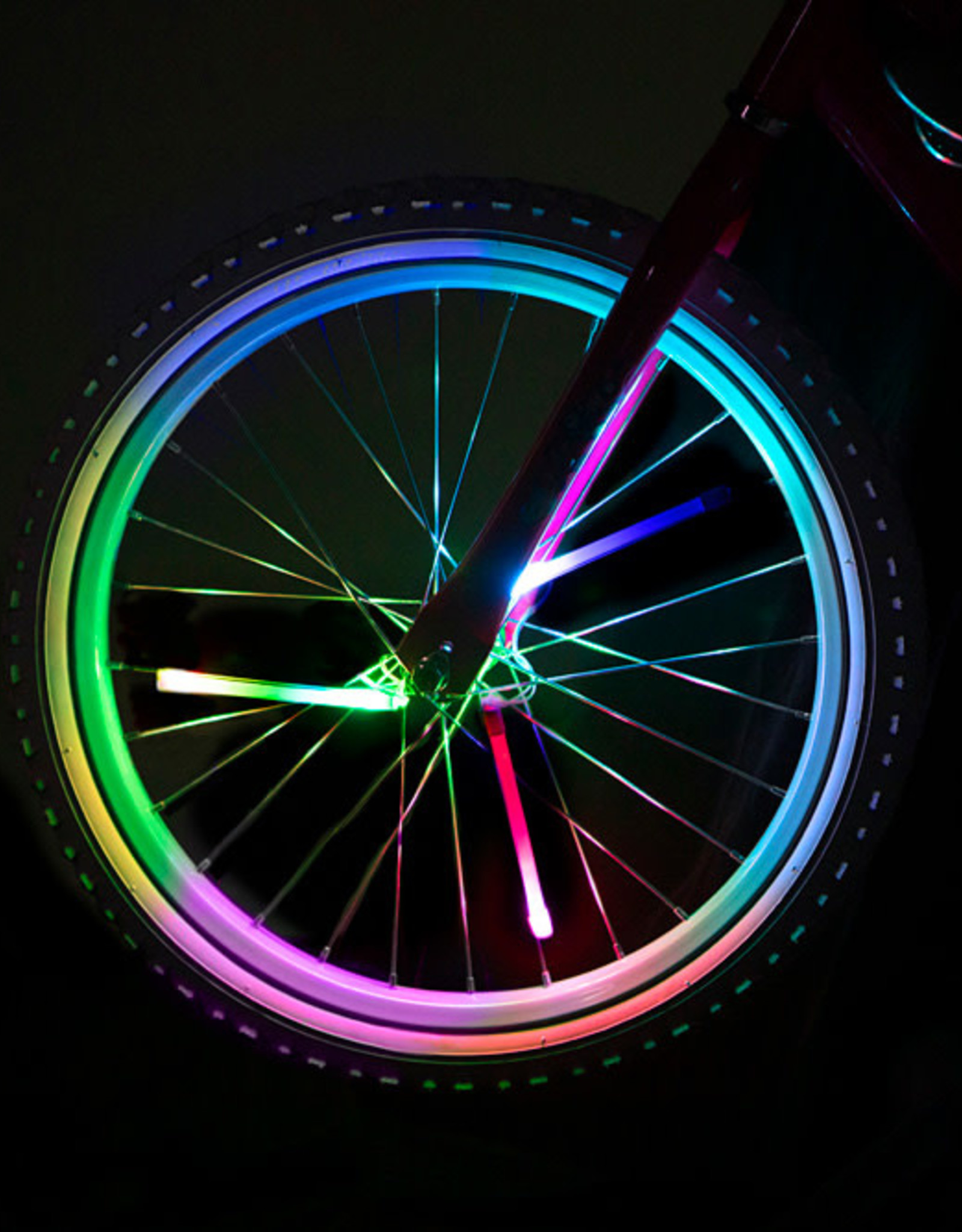 Spin Brightz - Color Morphing