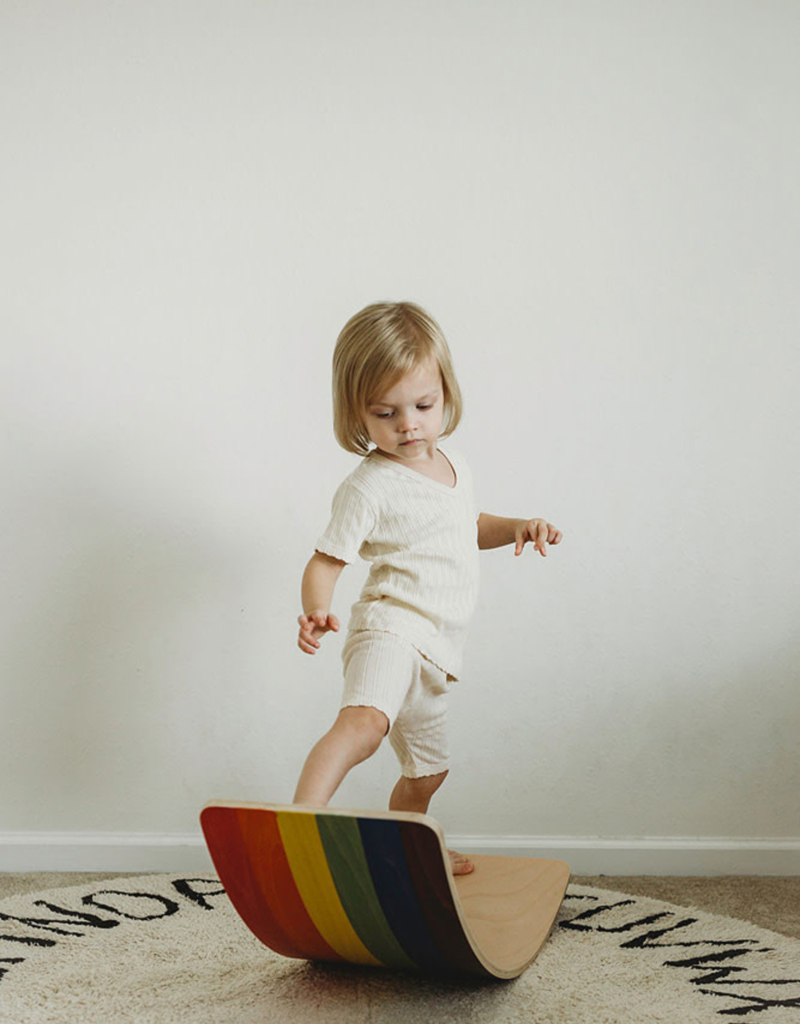 Wobble Board - Rainbow