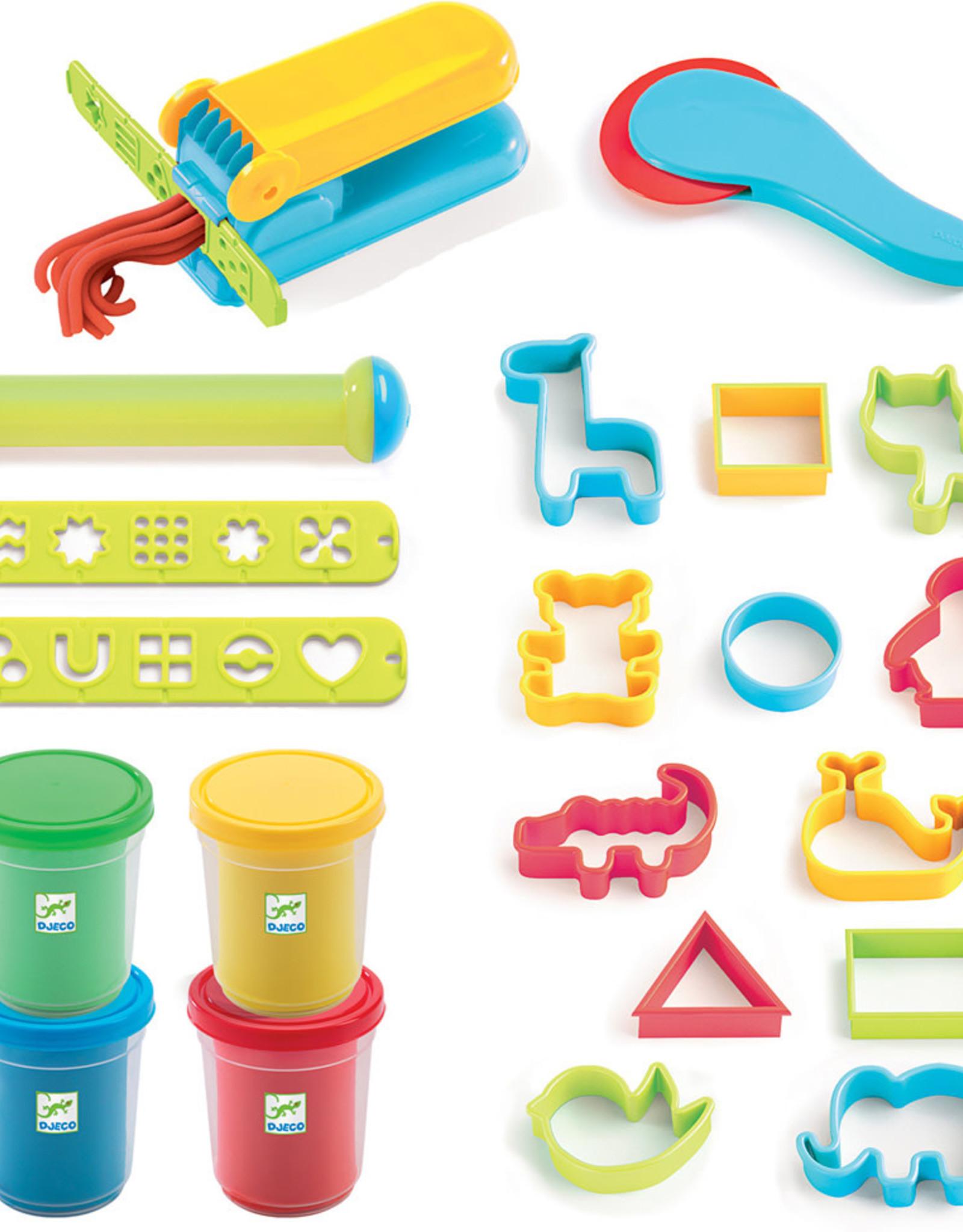 Introduction to Dough Craft Set