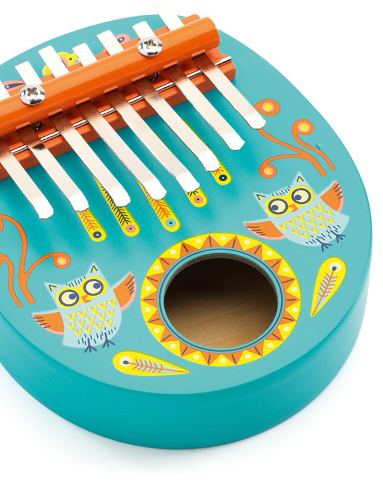 Animambo Kalimba Musical Instrument