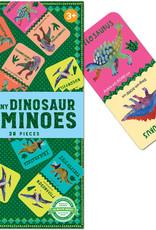 Shiny Dinosaur Dominoes
