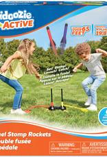 Kidoozie Duel Stomp Rockets