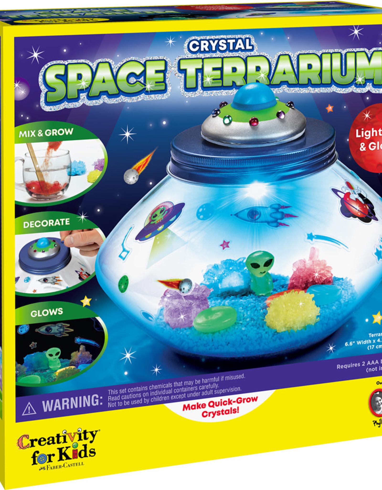 Crystal Space Terrarium