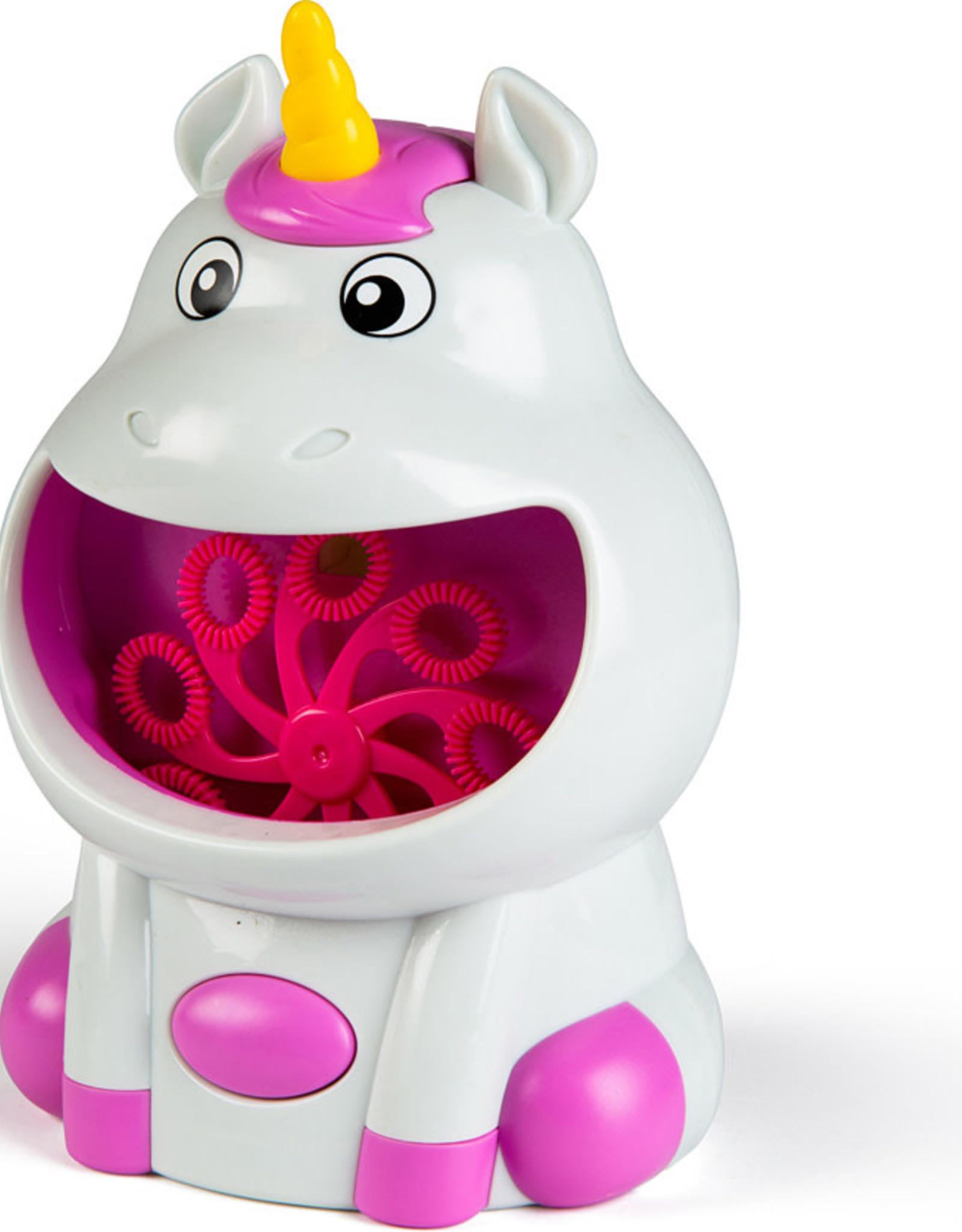 Unicorn Bubble Machine
