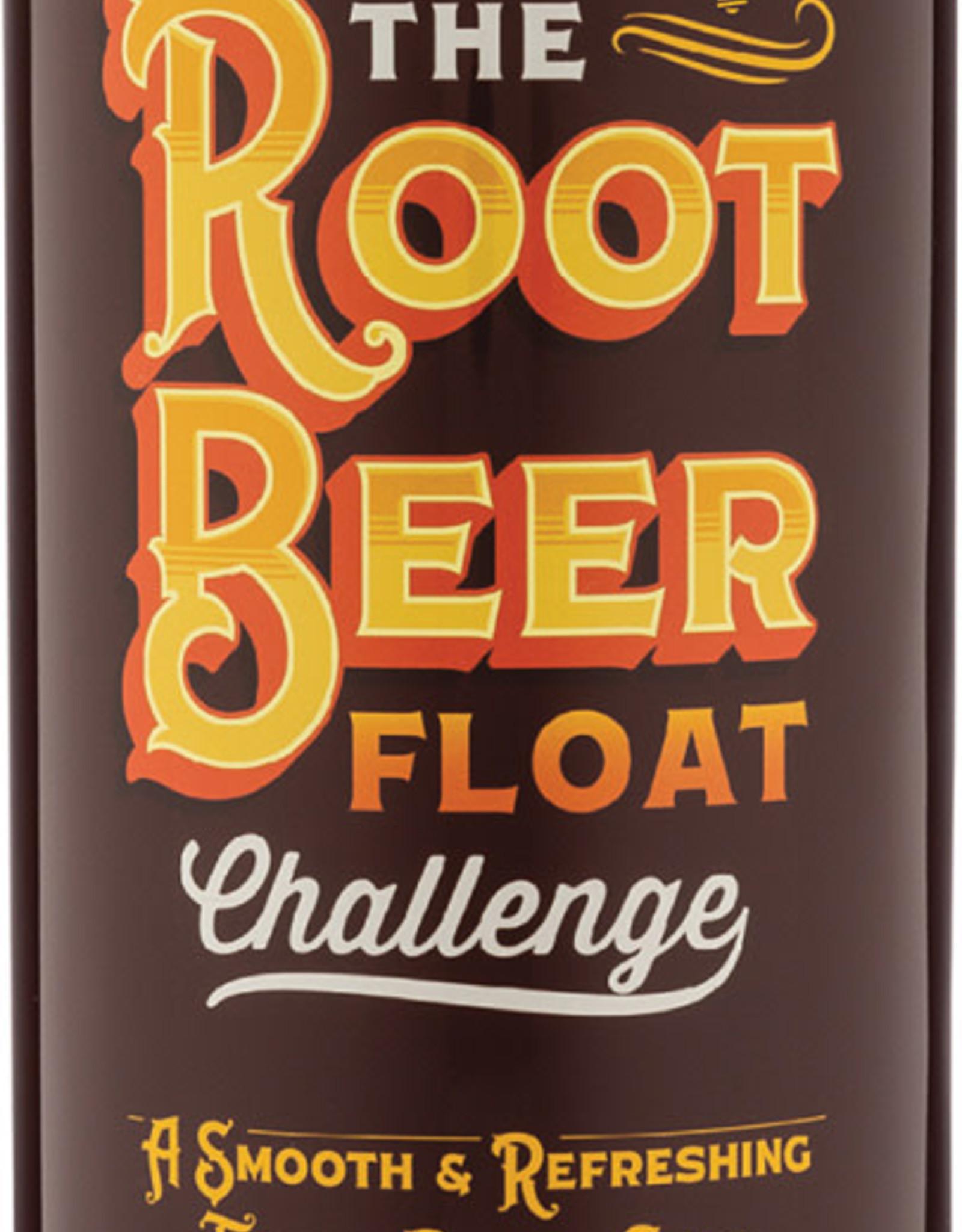 The Root Beer Float Challenge Game