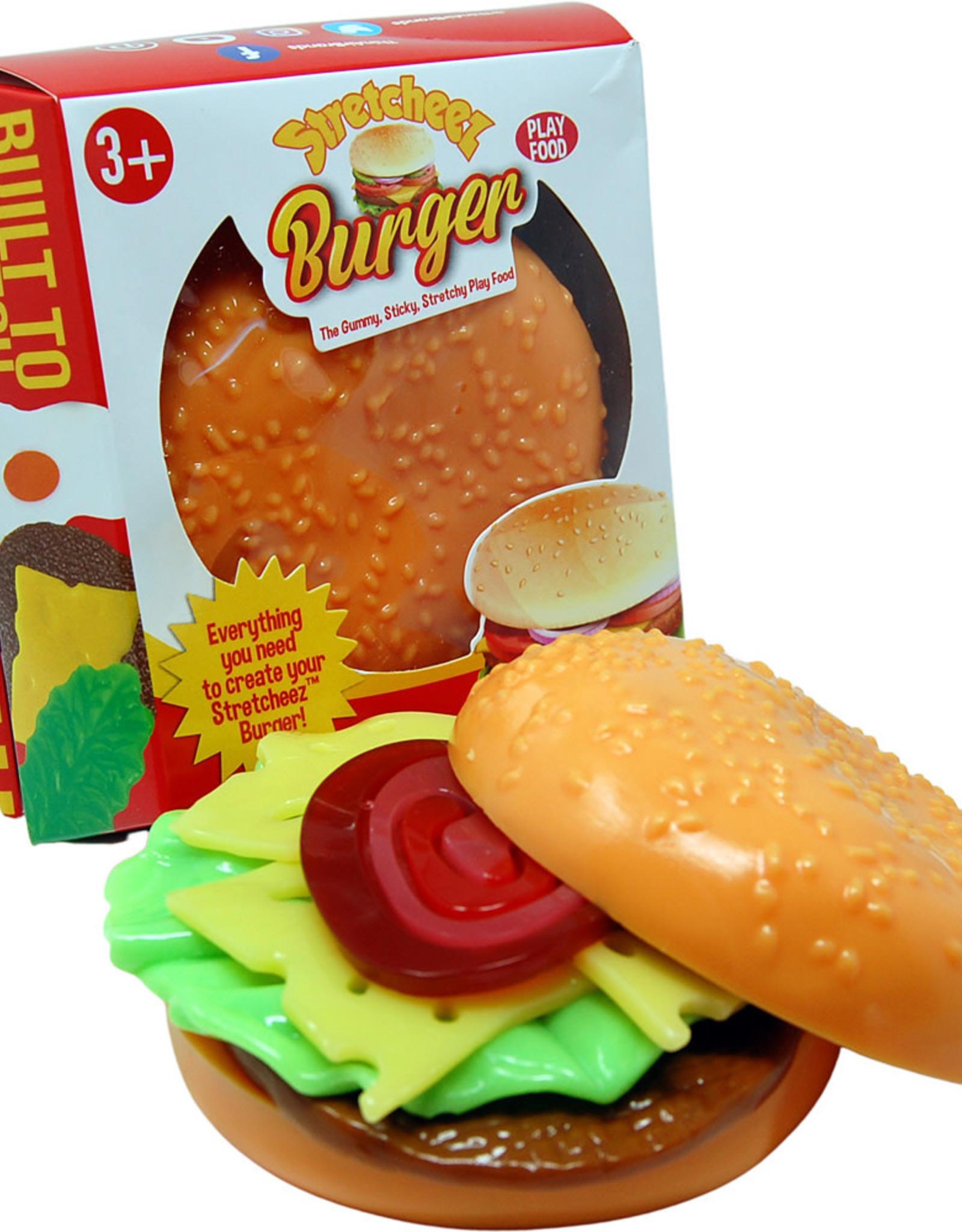 Stretcheez Hamburger