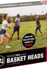 Wicked Big Sports® Basket Heads