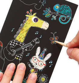 Scratch & Scribble Critters Class - Tuesday July 27 - Hammonton