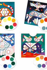 Fanciful Watercolor Prints Class - Tuesday June 29 - Hammonton