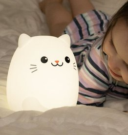 LumiPets® Night Lamp Companion - Cat