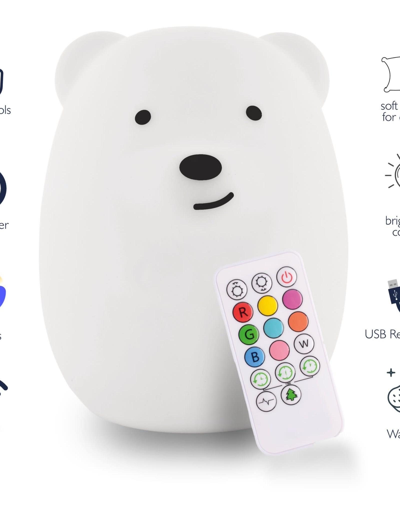 LumiPets® Night Lamp Companion - Bear
