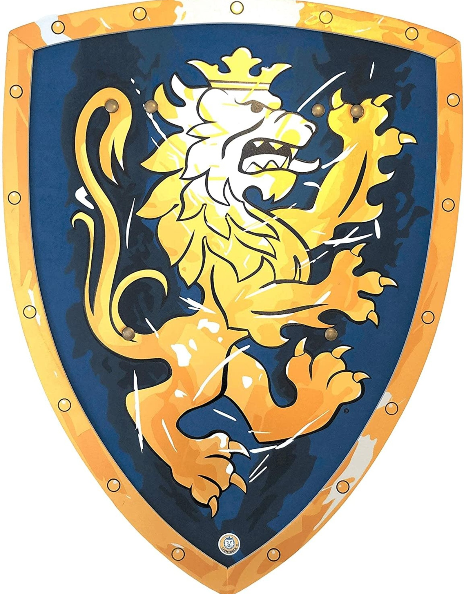 Liontouch Noble Knight Shield Blue