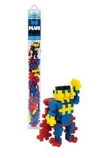 Plus-Plus Tube - Superhero