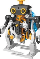 SpringBots: 3-in-1 Spring-Powered Machines