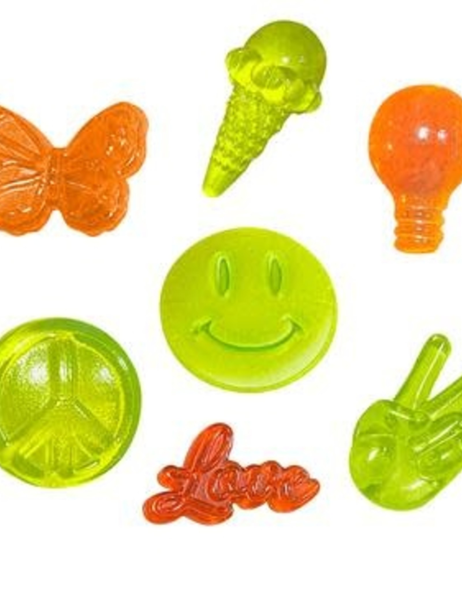 Groovy Glowing Candy Lab