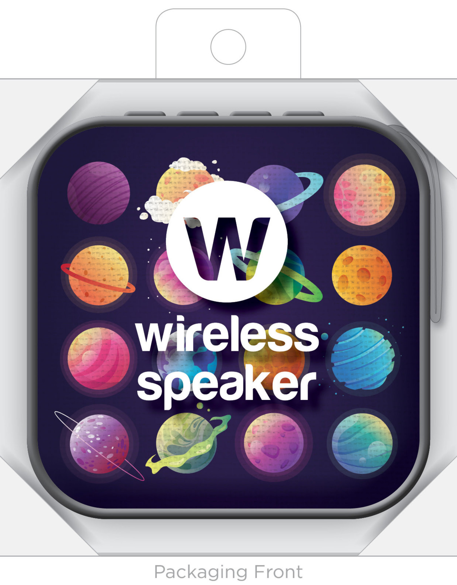 Jamm'd Wireless Speaker - Deep Space