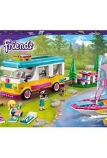 Friends Forest Camper Van & Sailboat