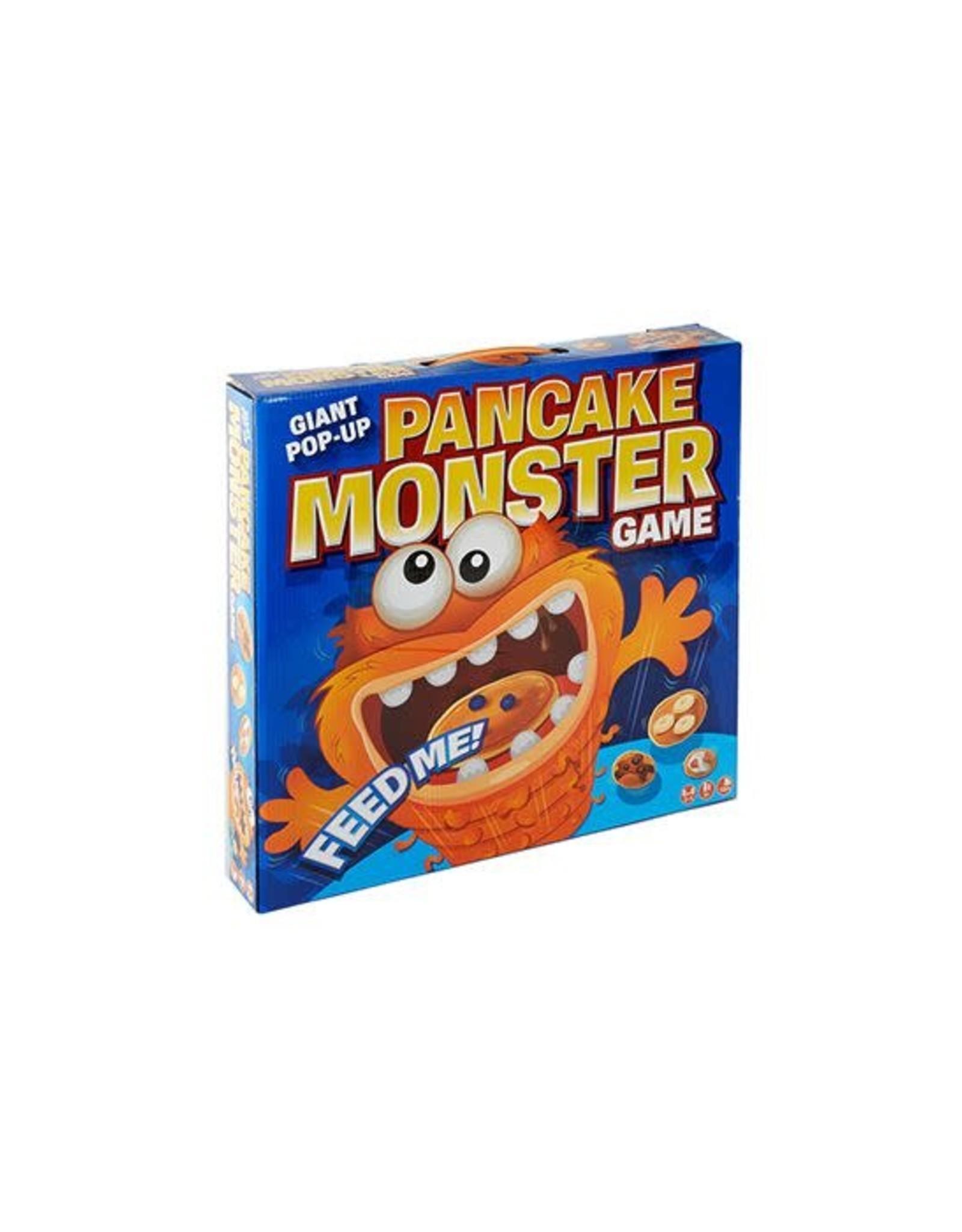 Giant Pop-Up Pancake Monster Game