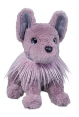 Lilac French Bulldog Softie - 10 in