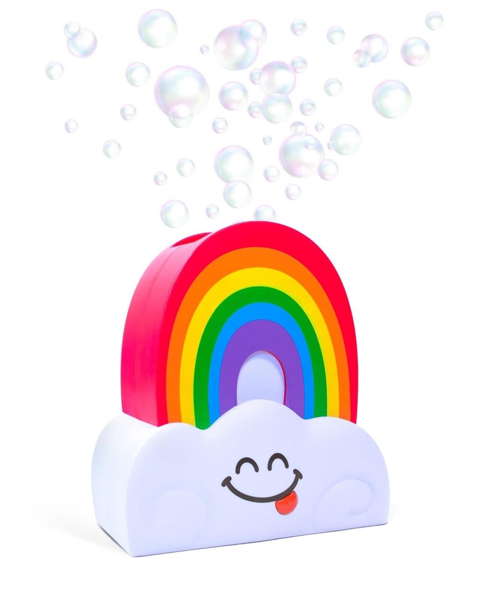Rainbow Bubble Machine
