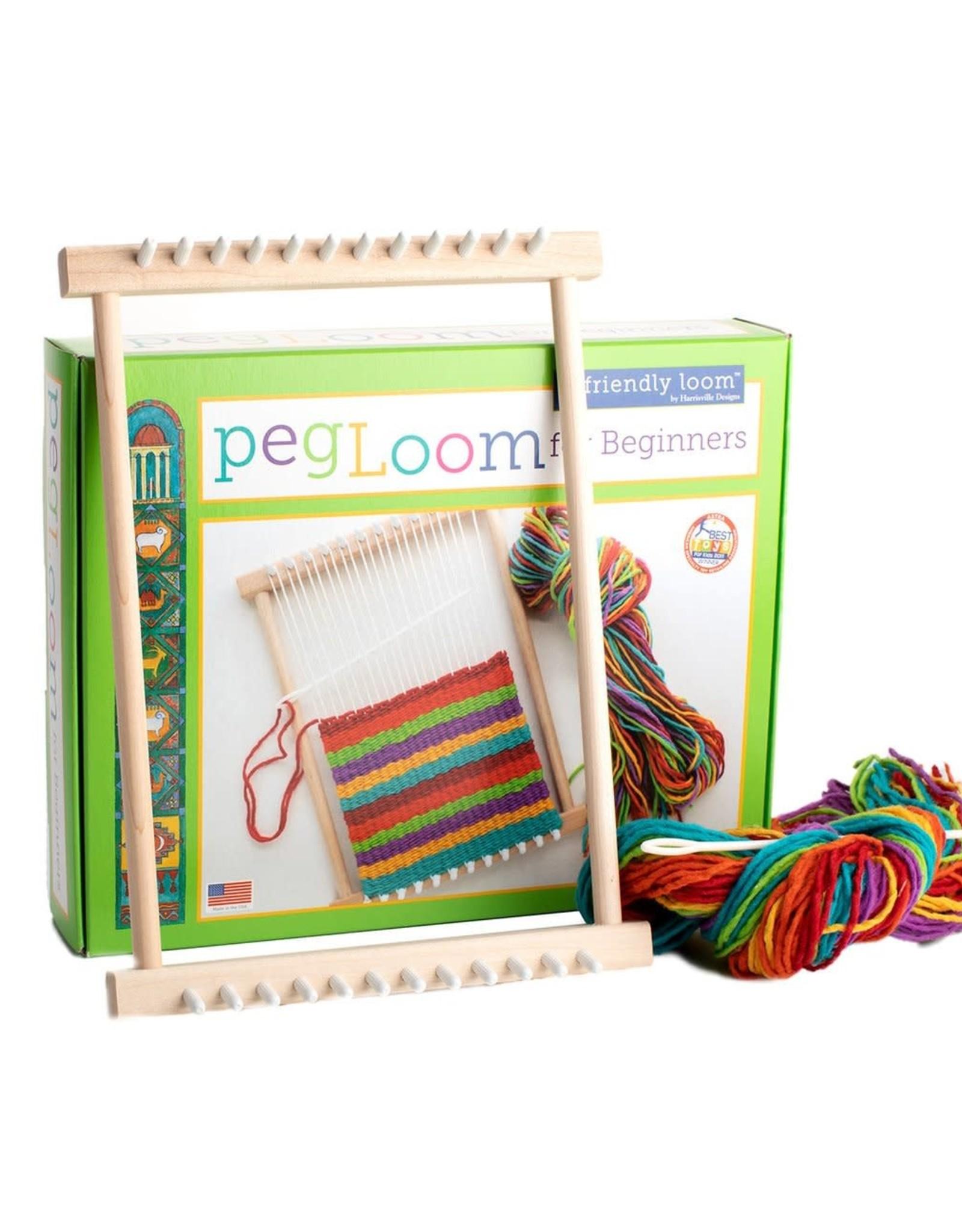 Pegloom for beginners