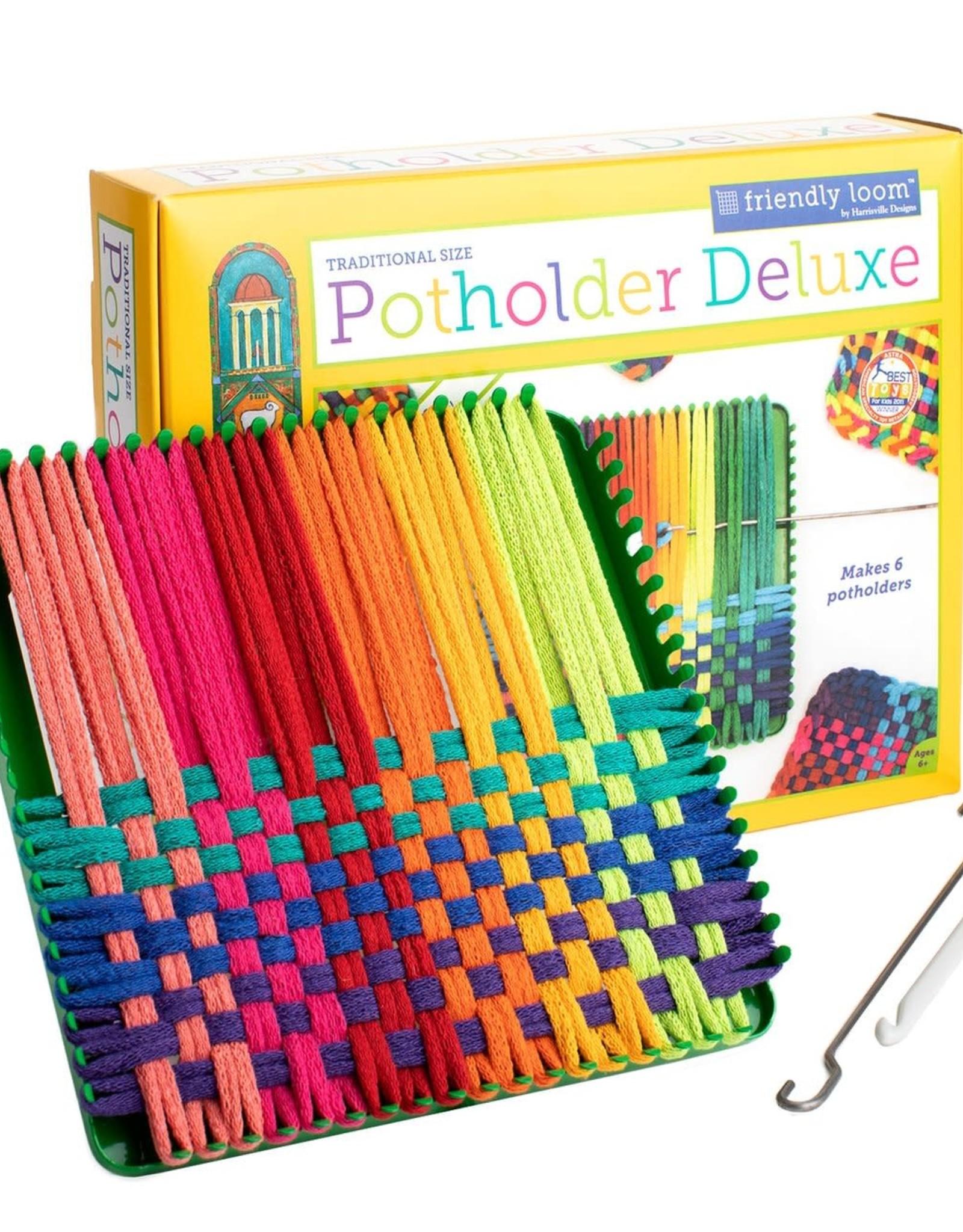 Potholder Deluxe