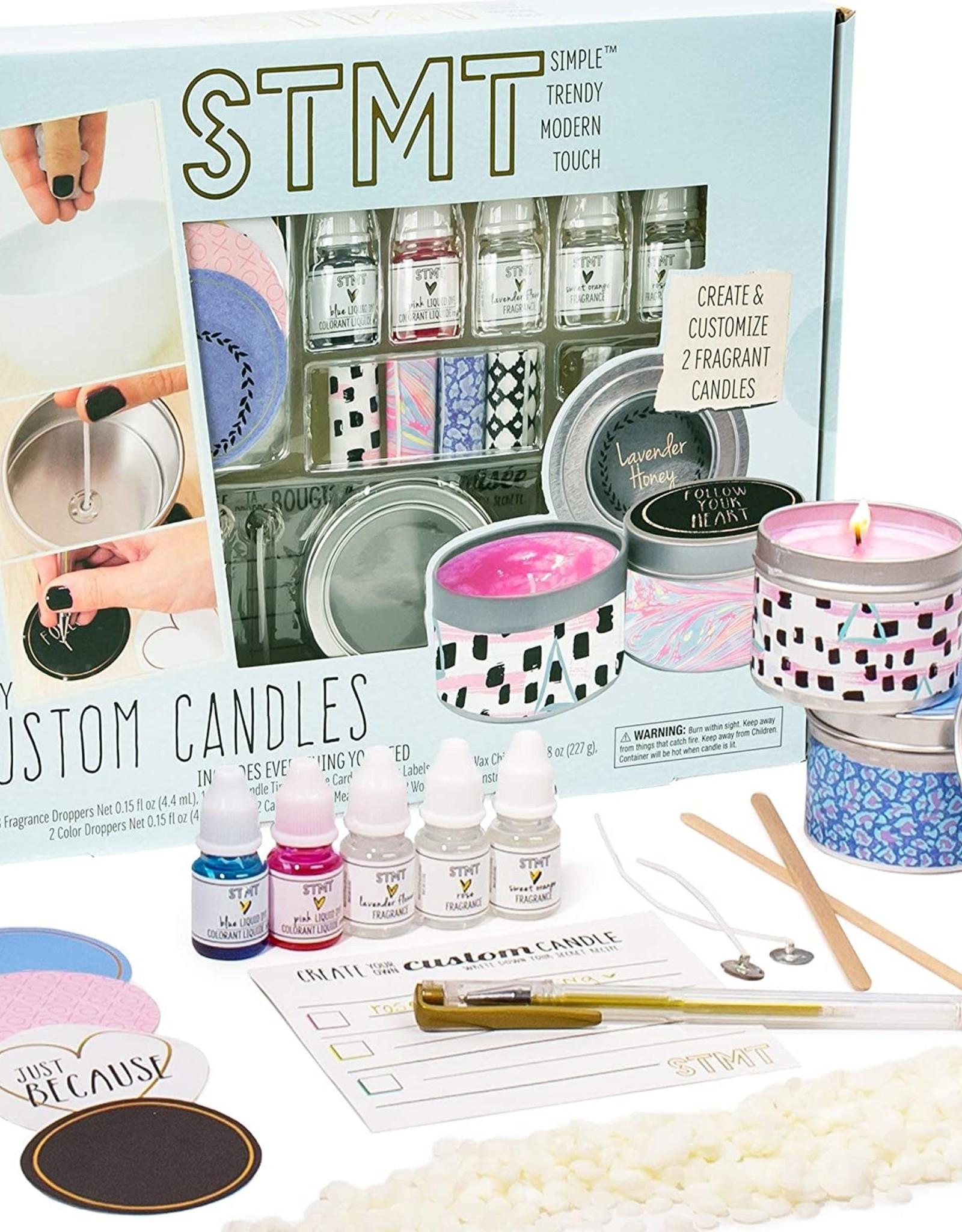 STMT DIY Positivity Candles