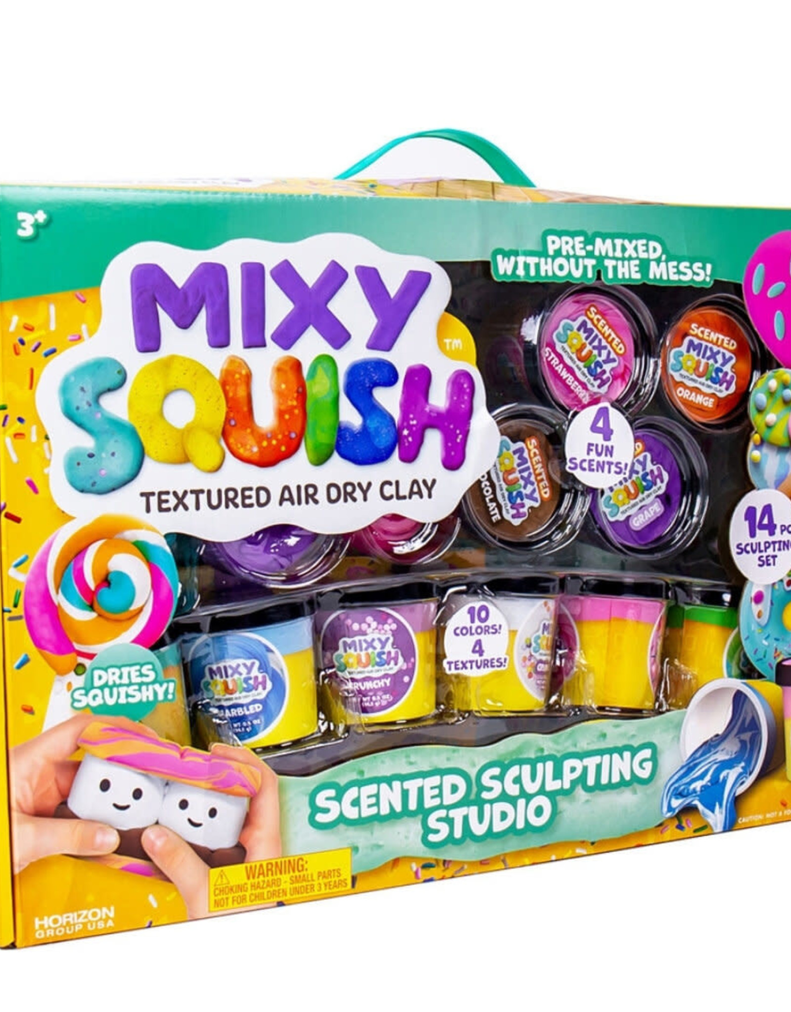 Mixy Squish Scented Sculpting Studio