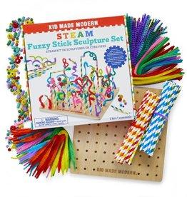 STEAM Fuzzy Stick Sculpture Set