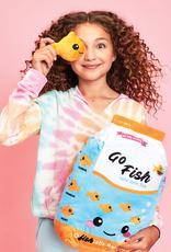 Go Fish Furry and Fleece Plush