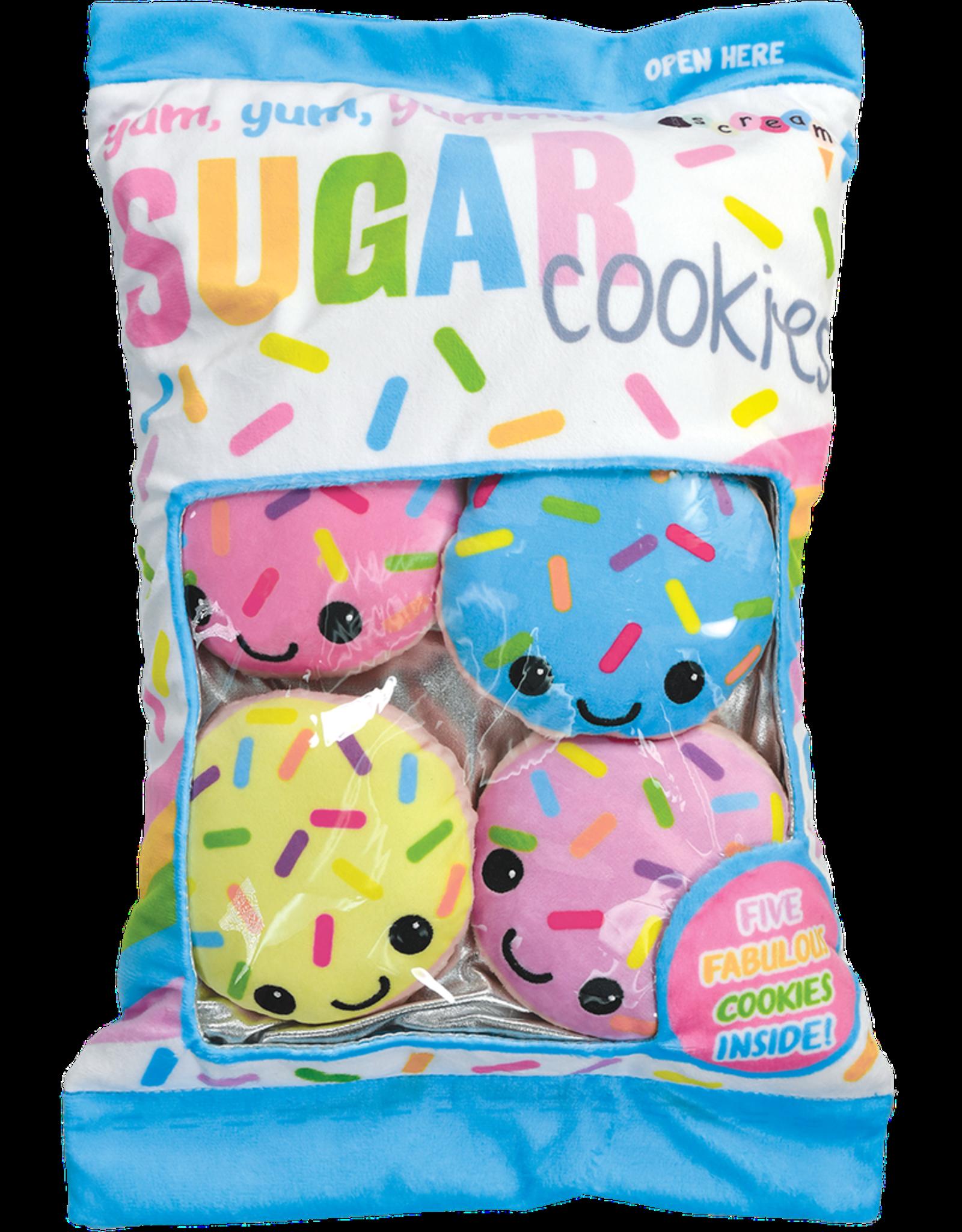 Sugar Cookies Furry and Fleece Plush