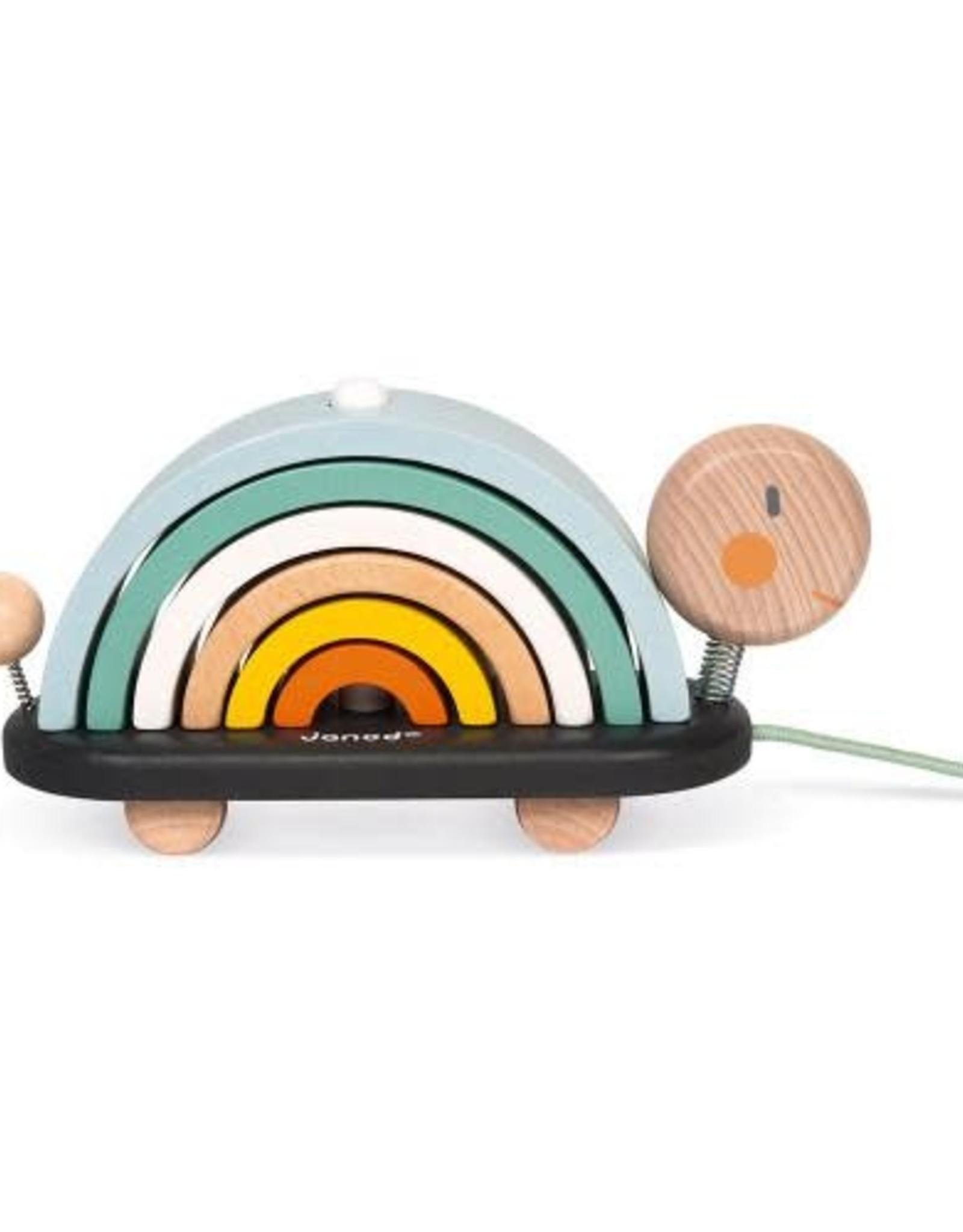 Sweet Cocoon Rainbow Turtle