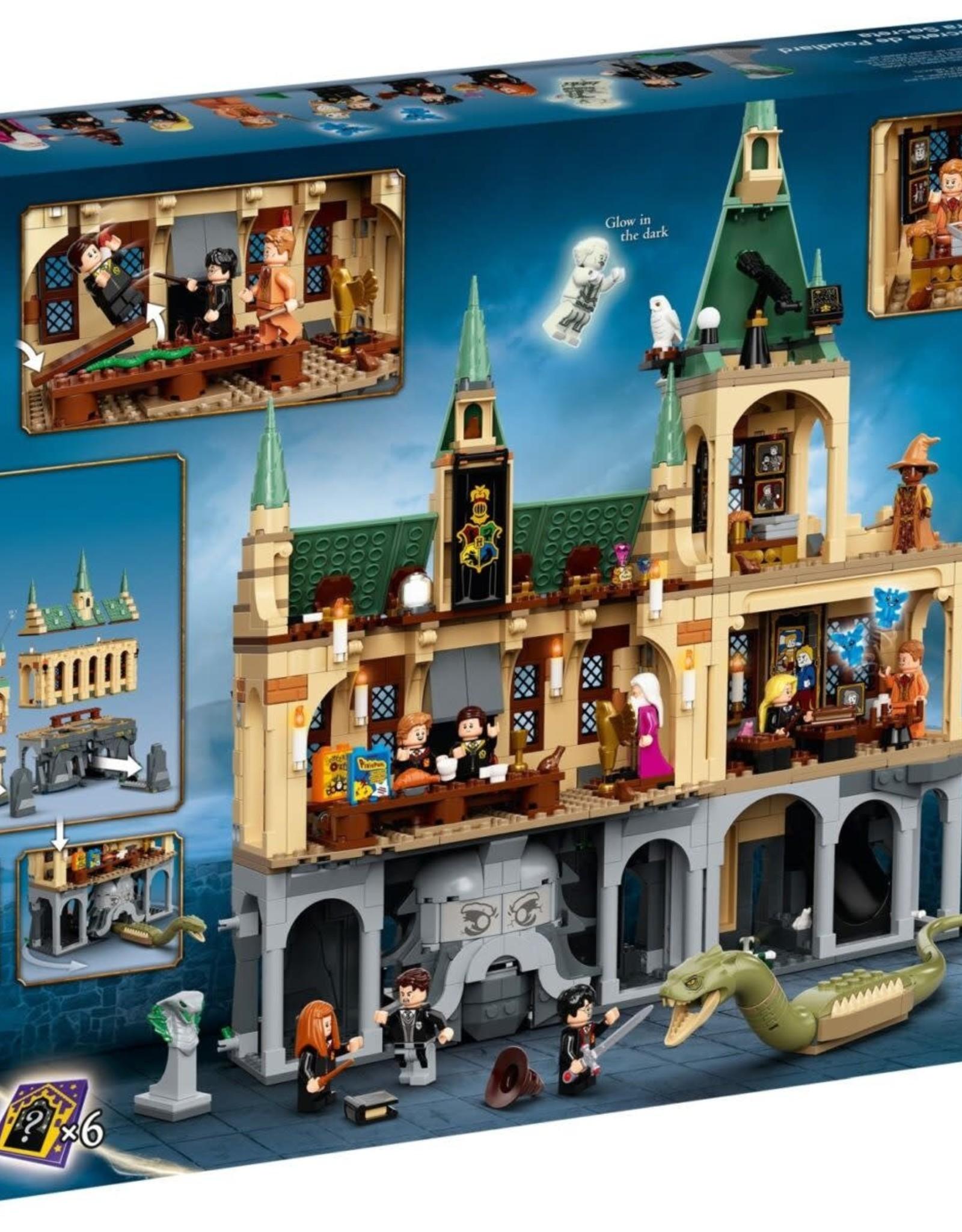 Harry Potter Hogwarts Chamber of Secrets