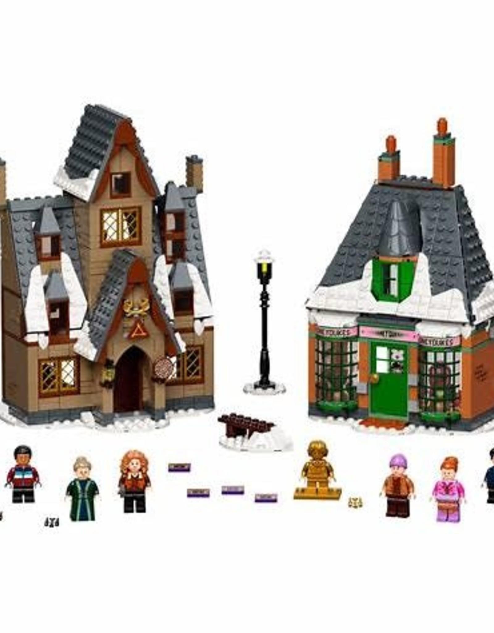 Harry Potter Hogsmeade Village Visit