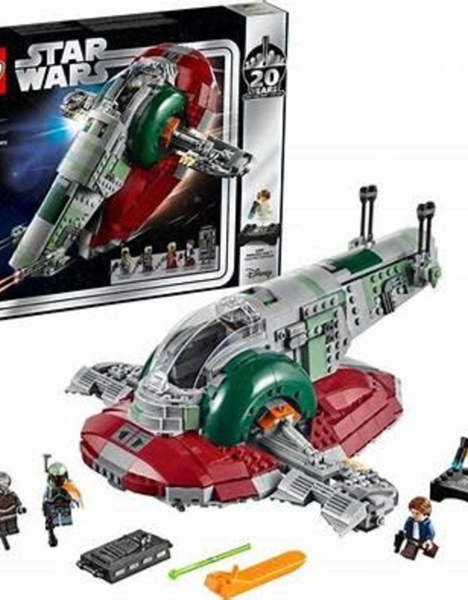 STAR WARS™ Boba Fett's Starship™