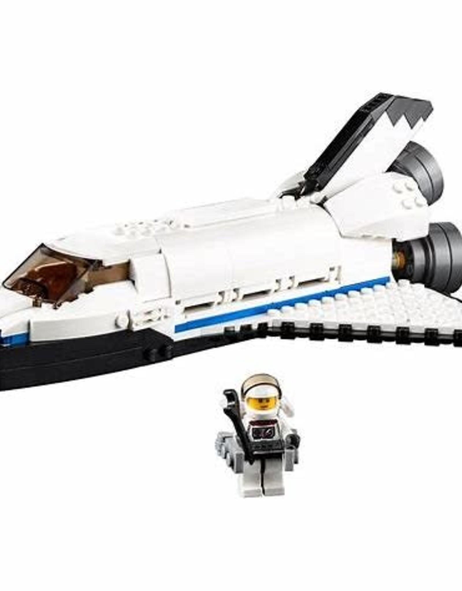 CREATOR Space Shuttle Adventure