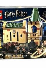 Harry Potter Hogwarts Fluffy Encounter