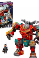 What if LEGO Marvel Tony Stark's Sakaarian Iron Man 7