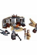 Star Wars Trouble on Tatooine