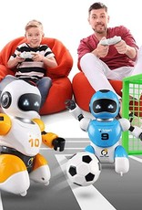 Soccerbot - Remote Control Soccer Robot