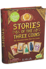 Stories of the Three Coins Adventure Game